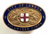 WW1 City of London Volunteer Corps VTC badge