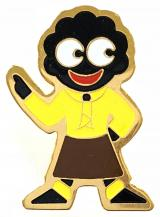 Robertsons fancy dress range Golly Girl Guide Brownie promotional badge