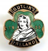 Butlins 1955 Mosney Ireland holiday camp badge