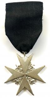 Order of St John Officers, Serving Brother and Sister breast badge