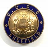 WW1 Chief Constable Citizen Corps Sheffield special police badge