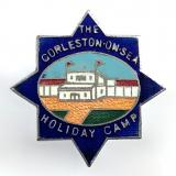 Gorleston-on-Sea Great Yarmouth holiday camp badge