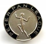 Great Ormond Street Hospital Peter Pan League fundraising badge circa 1930's