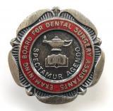 Examining Board For Dental Surgery Assistants qualification badge