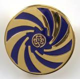 Girl Guides WAGGGS world thinking day symbol pin badge